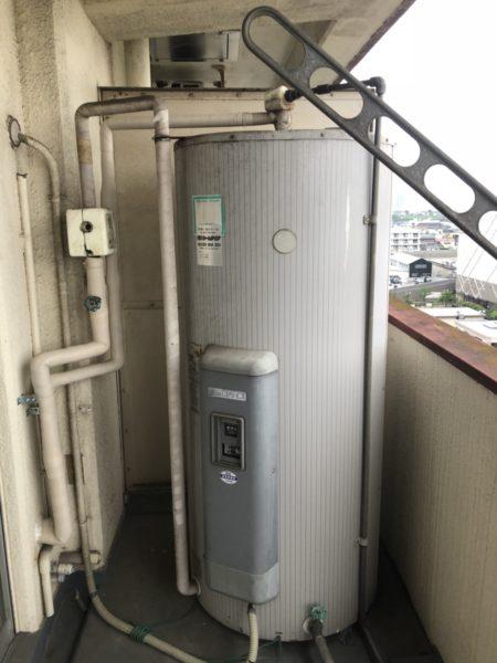 墨田区 電気温水器の交換・取替 工事費込み価格¥270,000-