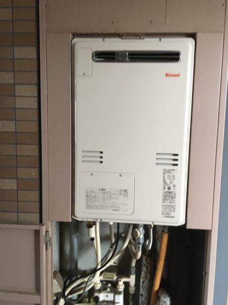 国立市 ガス給湯器交換 ノーリツ『GTH-2413SAWXH』からのお取替え工事費コミコミ価格¥210,000~