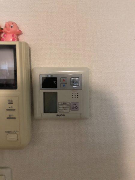 東京都清瀬市でエコキュートの交換工事 SANYO『SHP-T37C』⇒日立『BHP-F37RU』へ取替