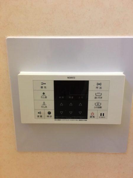 神奈川県藤沢市でガス給湯器交換工事 ノーリツ『GT-2427SAWX』⇒『GT-C2462SAWX』