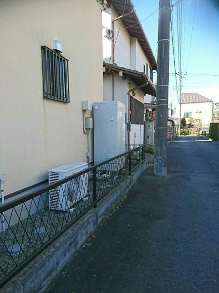 和歌山県和歌山市でエコキュート交換工事 コロナ『CHP-H3714SA』→ダイキン『EQ37USV』