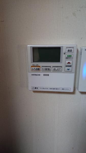 静岡県富士宮市でエコキュート交換工事 三菱『SRT-HP464WF』→日立『BHP-F46RU』