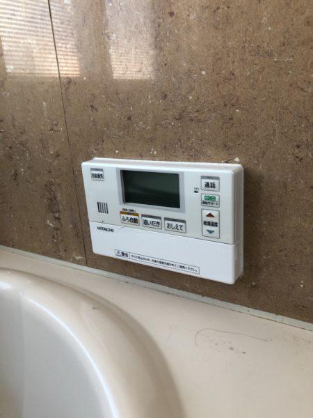 埼玉県鴻巣市でエコキュート交換工事 ダイキン『EQ37EFV』→日立『BHP-F37RD』