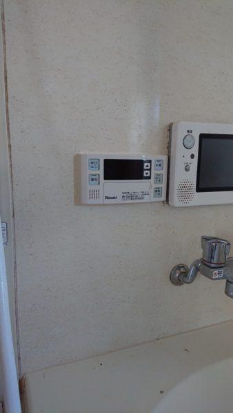 千葉県習志野市でガス給湯器交換工事 リンナイ『GT-2427SAWX』→リンナイ『RUF-2405SAW(A)』
