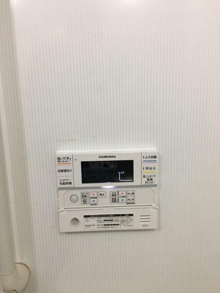 埼玉県川口市でエコキュート交換工事 コロナ『CHP-H3014A』→コロナ『CHP-S30AY1』
