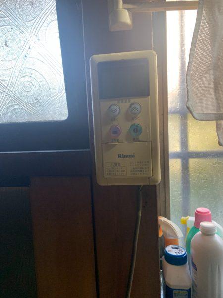 神奈川県座間市で隣接給湯器から据置エコジョーズ交換工事 リンナイ『24号隣接タイプ』→ノーリツ『GT-C2462SARX BL』