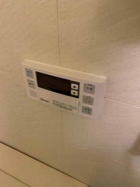 兵庫県尼崎市で給湯器交換工事 YUMEX『OURB-1601D』→リンナイ『RUF-SA1615SAW』