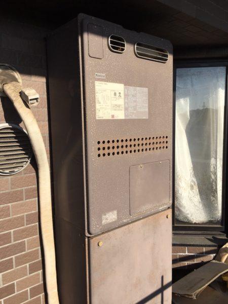 横浜市港北区でガス給湯暖房熱源機交換工事 ノーリツ『GTH-2413WXH-1』→ノーリツ『GTH-2444AWX3H-1BL』