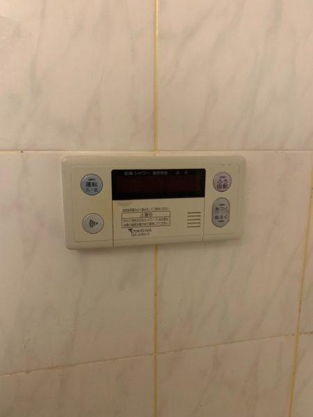北九州市小倉北区でガス給湯暖房熱源機から給湯器交換工事 ノーリツ『GTH-2413AWXH-H』→リンナイ『RUF-A2005SAU(B)』