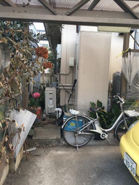 東京都小平市でエコキュート交換工事 東芝『東芝 エコキュート』→東芝『HWH-F465H』