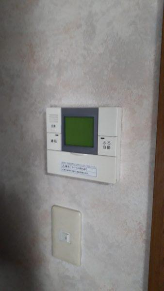 東京都千代田区でエコキュート交換工事 三菱『SRT-HP37W2』→日立『BHP-F37RU』