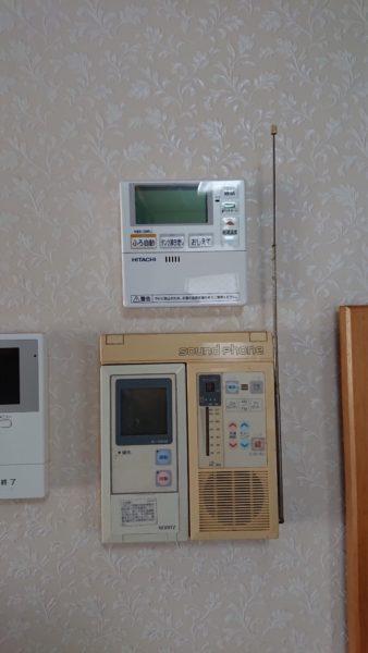広島県府中市でエコキュート交換工事 三菱『SRT-HP372WF』→日立『BHP-F37RU』