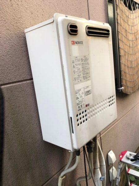 静岡県浜松市でエコジョーズ交換工事 ノーリツ『GT-2027SAWX 13A』→ノーリツ『GT-C2062SAWX 13A』