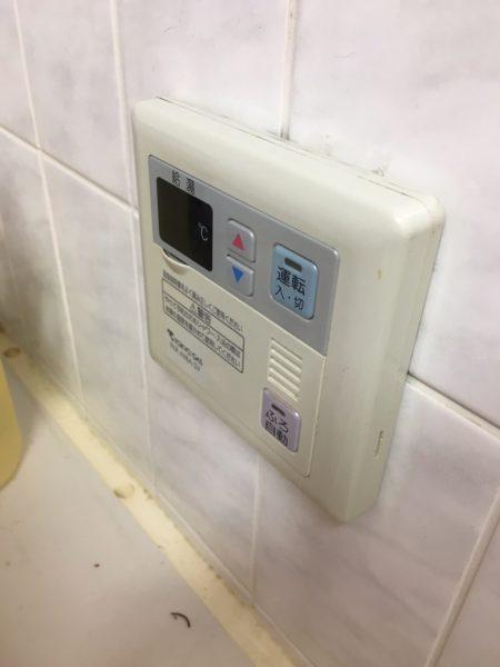 東京都文京区で給湯用暖房熱源機交換工事 ノーリツ『GTH-2413AWXH-H』→ノーリツ『GTH-2444AWX3H-H』