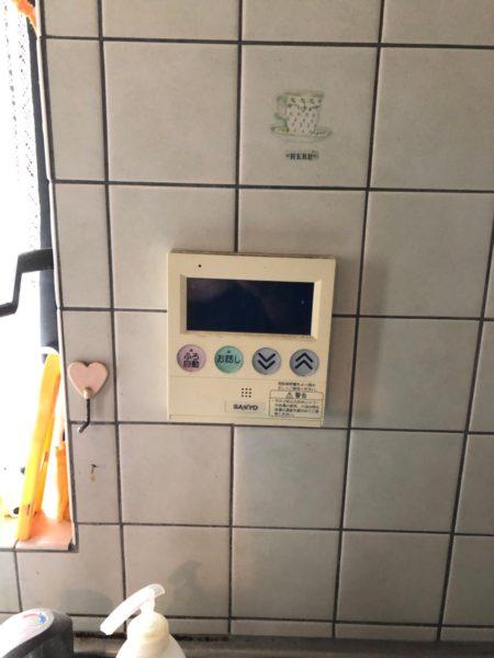 東京都大田区でエコキュート交換工事 パナソニック『SHP-TC37F』→日立『BHP-FS37RH1』