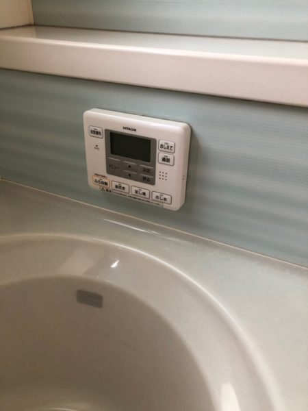 埼玉県八潮市でエコキュート交換工事 日立『BHP-TA370』→日立『BHP-F37RU』