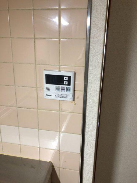 東京都荒川区でガス給湯器交換工事 リンナイ『RUF-VS1615SAW』→リンナイ『RUF-SA2005SAW』