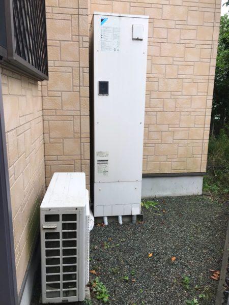 水戸市エコキュート交換¥360,000円 日立『BHP-F37RD』