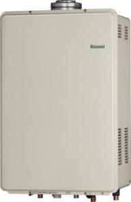 リンナイガス給湯器 RUF-V1615SAFFD(C) 16号オート上方給排気