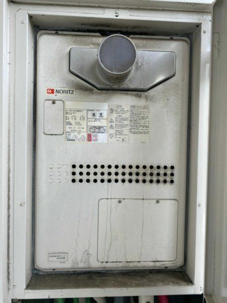 藤沢市 ノーリツガス給湯器交換工事費込み¥195,000円 『GTH-2417AWX3H-T』⇒『GTH-2444AWX3H-T-1 BL』