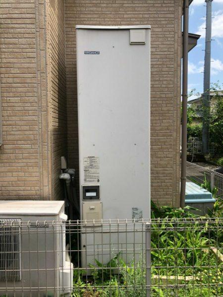 相模原市 エコキュート交換工事込み¥350,000円 『SRT-HPT46W2』⇒『BHP-F46SU』