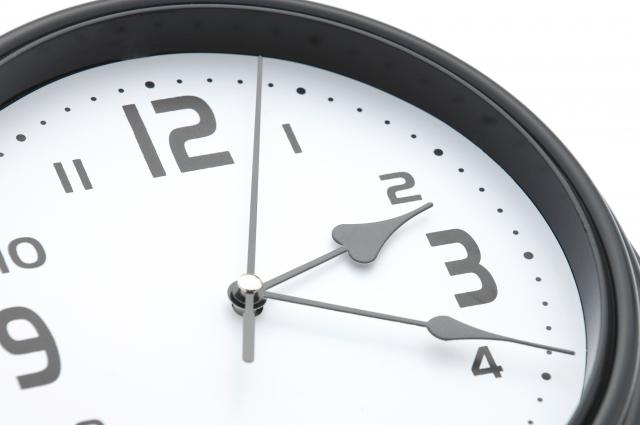 給湯器の交換工事当日にかかる時間