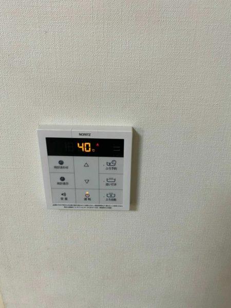 品川区 ノーリツ ガス給湯器交換工事¥148,500(税込)『GT-2428SAWX』⇒『GT-C2462SAWX』|株式会社ミズテック
