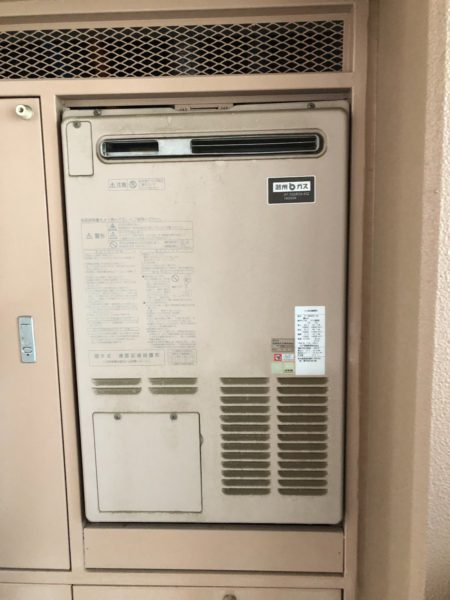川越市 ノーリツ ガス給湯器交換工事¥209,000(税込) 『AT-366RSA-AQ』⇒『GTH-2444AWX3H-1 BL』|株式会社ミズテック