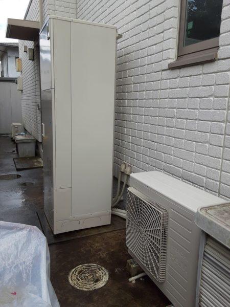 川崎市 エコキュート交換工事¥418,000(税込) 日立『BHP-F46SD』|株式会社ミズテック