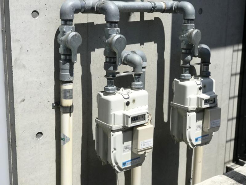 ガスの復旧方法