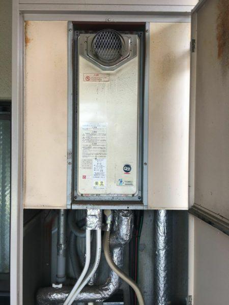 川崎市 リンナイ ガス給湯器交換工事¥148,500(税込)『OURB-2351SAQ-T』⇒『RUF-SA2005SAT-L』|株式会社ミズテック