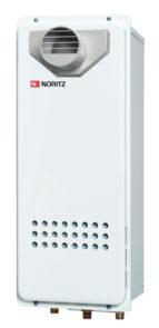【最安挑戦】ノーリツ ガス給湯専用機 GQ-1628WS-T BL 16号壁掛け・PS扉内スリムタイプ