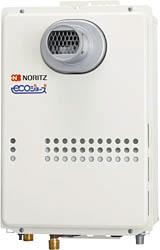 【最安挑戦】ノーリツ ガス給湯専用機 エコジョーズ GQ-C2434WS-C 24号壁掛け・PS扉内前方排気延長