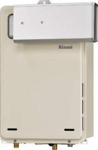 【最安挑戦】リンナイ ガス給湯専用 RUX-A2406A-E 24号 アルコープ設置