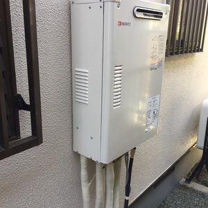 神奈川県小田原市 石油給湯器交換 ノーリツOTQ-G405SAW⇒ノーリツ『OTQ-G2702SAW』