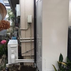 東京都小平市 エコキュート・IHクッキングヒーター交換 ダイキン370Lフルオート⇒東芝『HWH-F465H』