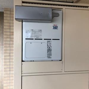 鎌倉市 リンナイガス給湯器交換¥220,000円『RUFH-VD2400AA2-3』⇒『RVD-A2400AA2-3』への交換工事