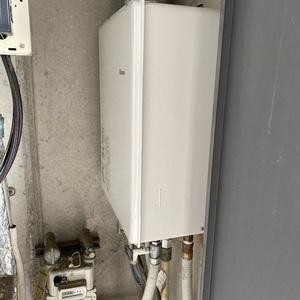 船橋市 ガス給湯器交換工事¥160.000円 『RUF-V2405SAFF(C)』