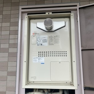 世田谷区 ノーリツガス給湯器交換工事費込み¥200,000円 『GTH-2427AWX3H-T』⇒『GTH-2444AWX3H-T-1 BL』