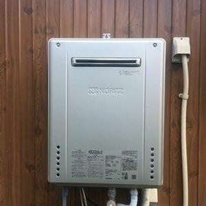 藤沢市 ノーリツ ガス給湯器交換工事¥148,500(税込)『GFK-2414WKA』⇒『GT-C2462SAWX』 |株式会社ミズテック