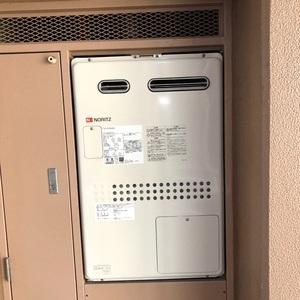 川越市 ノーリツ ガス給湯器交換工事費込み¥200,000円 『AT-366RSA-AQ』⇒『GTH-2444AWX3H-1 BL』
